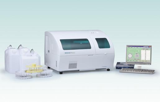 生化学検査機器(肝機能、腎機能、コレステロール、尿酸など)